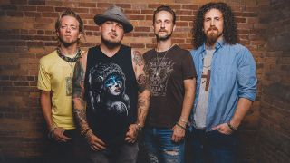 A portrait of Black Stone Cherry