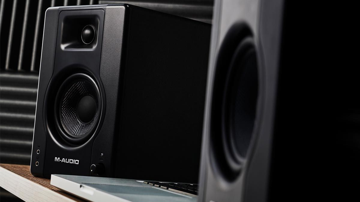 M-Audio BX3 and BX4 review