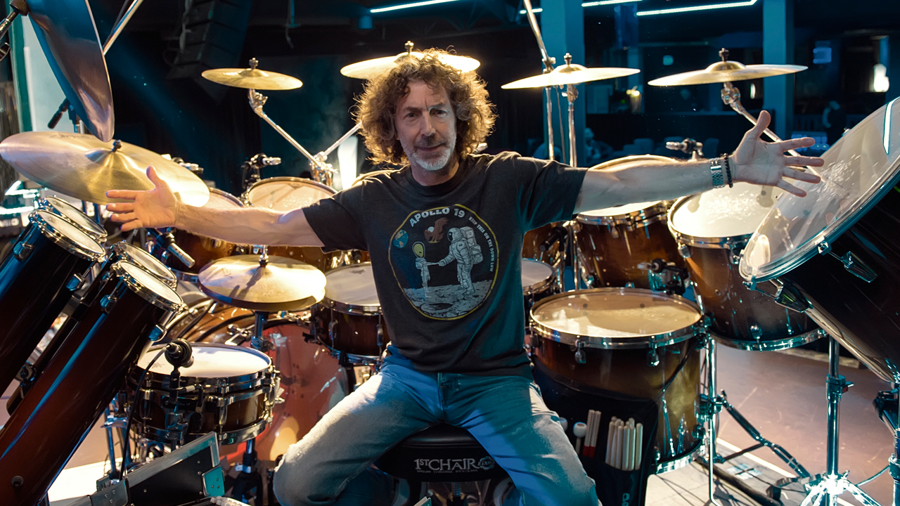 Simon Phillips Celebrates 30th Anniversary of Protocol With 6-CD Box Set