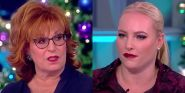 Meghan McCain's Return To The View Was Marked By A Spat With Joy Behar