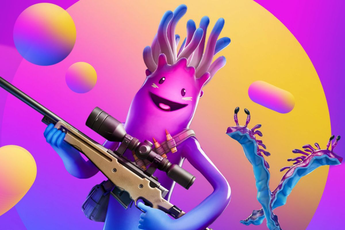 Fortnite's latest skin is the enemy of my anemone
