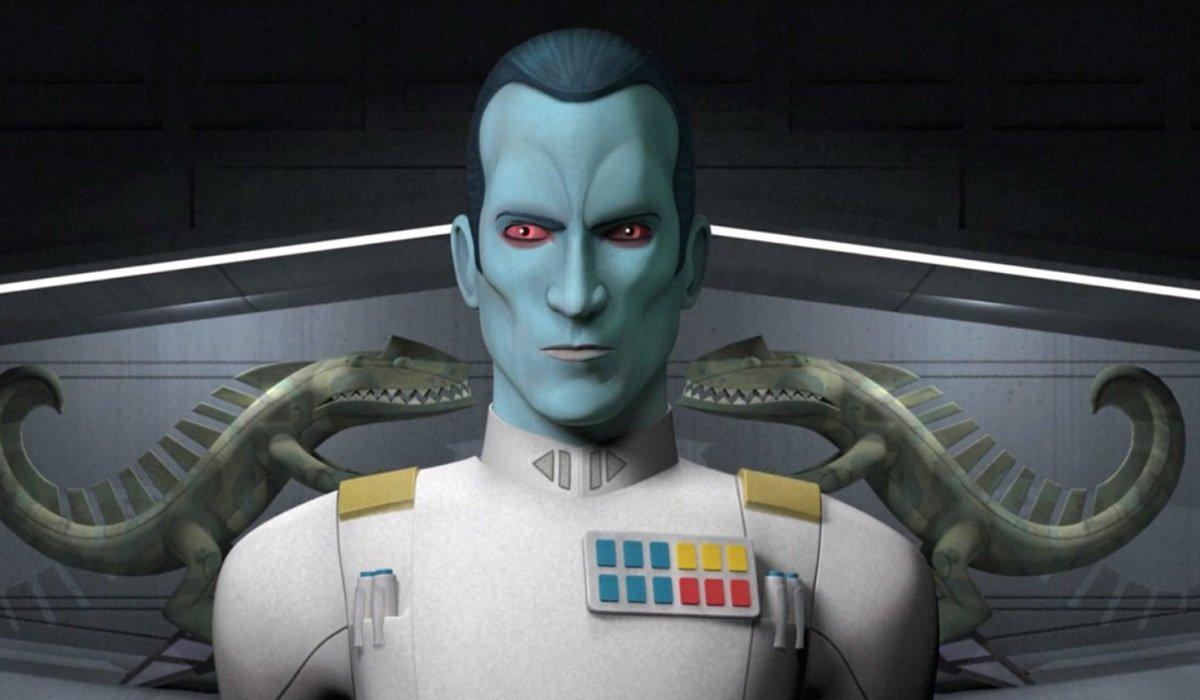 Thrawn Star Wars: Rebels