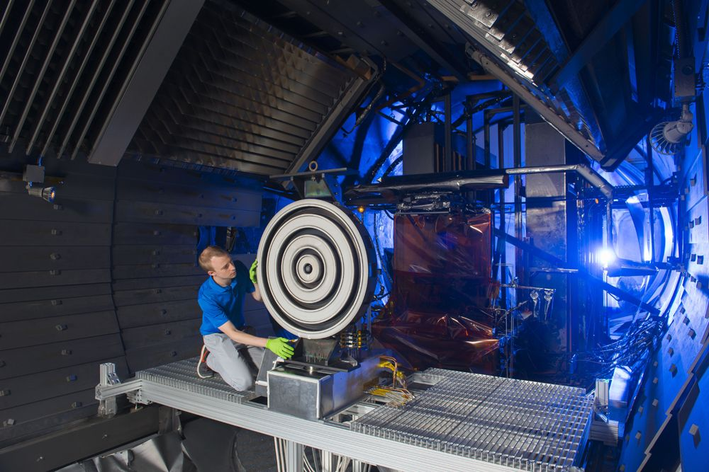 Ion Thruster Prototype Breaks Records In Tests Could Send Humans To Mars Space