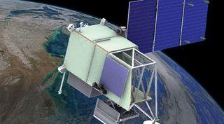 pace spacecraft art
