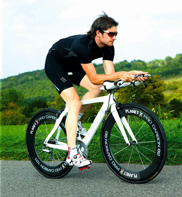 FIRST RIDE: PLANET X STEALTH - Cycling Weekly