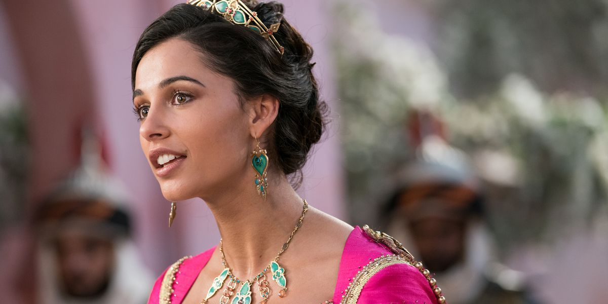 Why Aladdin Needed To 'Improve' Jasmine For The Remake, According To The Producer