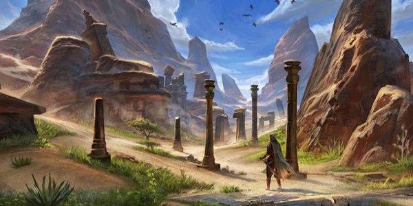5 Ways Elder Scrolls Online Is Worse Than Skyrim - CINEMABLEND