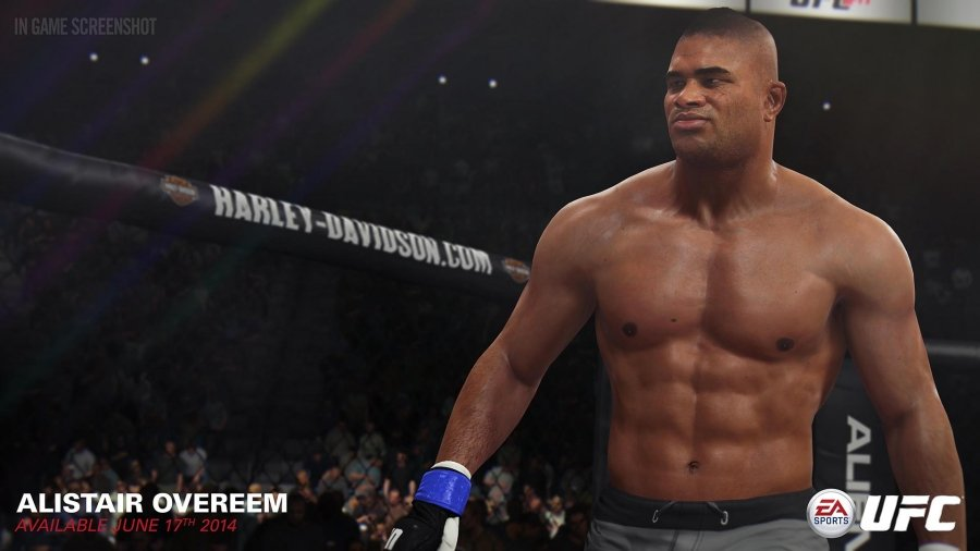 EA Sports UFC Screenshots Keep The Hype Going For PS4, Xbox One #31498