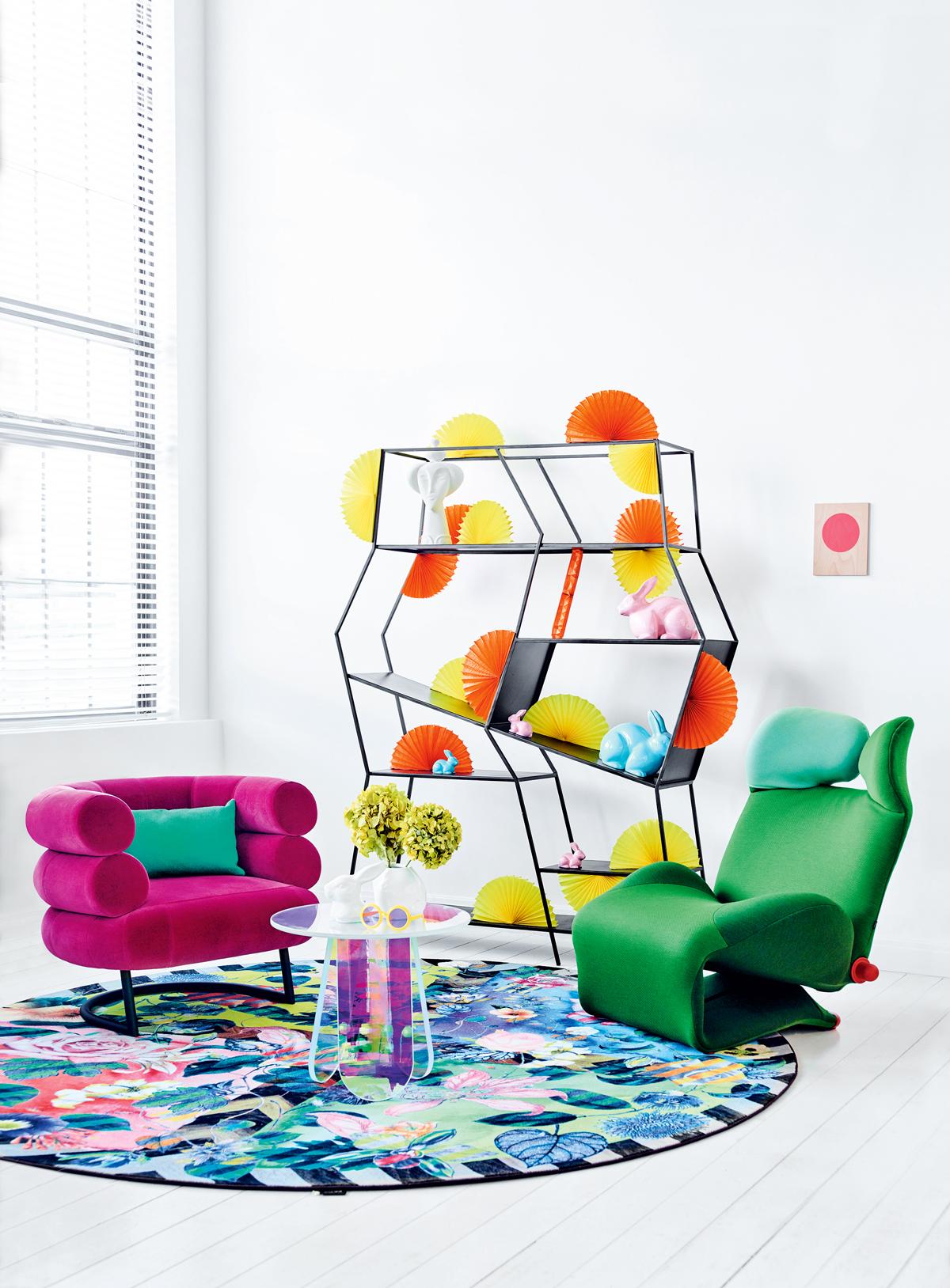 Bibendum Chair Left 2 514 Eileen Gray For Aram Designs At Wink Armchair Right 3 384 Toshiyuki Kita Cassina Shimmer Coffee Table