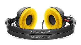 Sennheiser HD 25 headphones discounted as special 75th anniversary pair revealed
