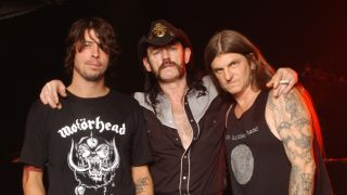 Dave Grohl, Lemmy and Scott 'Wino' Weinrich