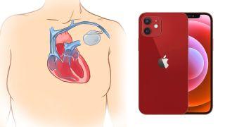 iPhone 12 health warning