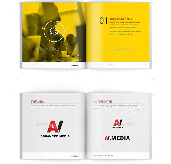 26 Top Brochure Templates For Designers Creative Bloq