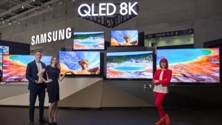 Samsung announces 55-inch 8K QLED TV with HDR10+
