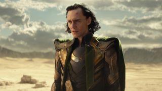Tom Hiddleston as Loki in Marvel Studios' 'Loki' on Disney Plus