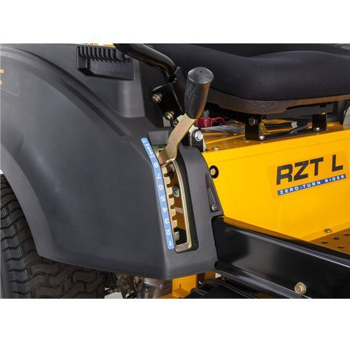 Cub Cadet RZT-L 42 Lap Bar Zero-Turn Rider Review - Pros