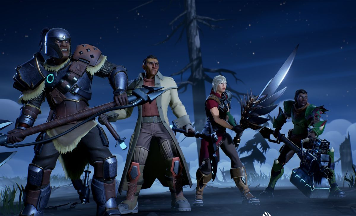 Dauntless is too simple and slight for Monster Hunter fans