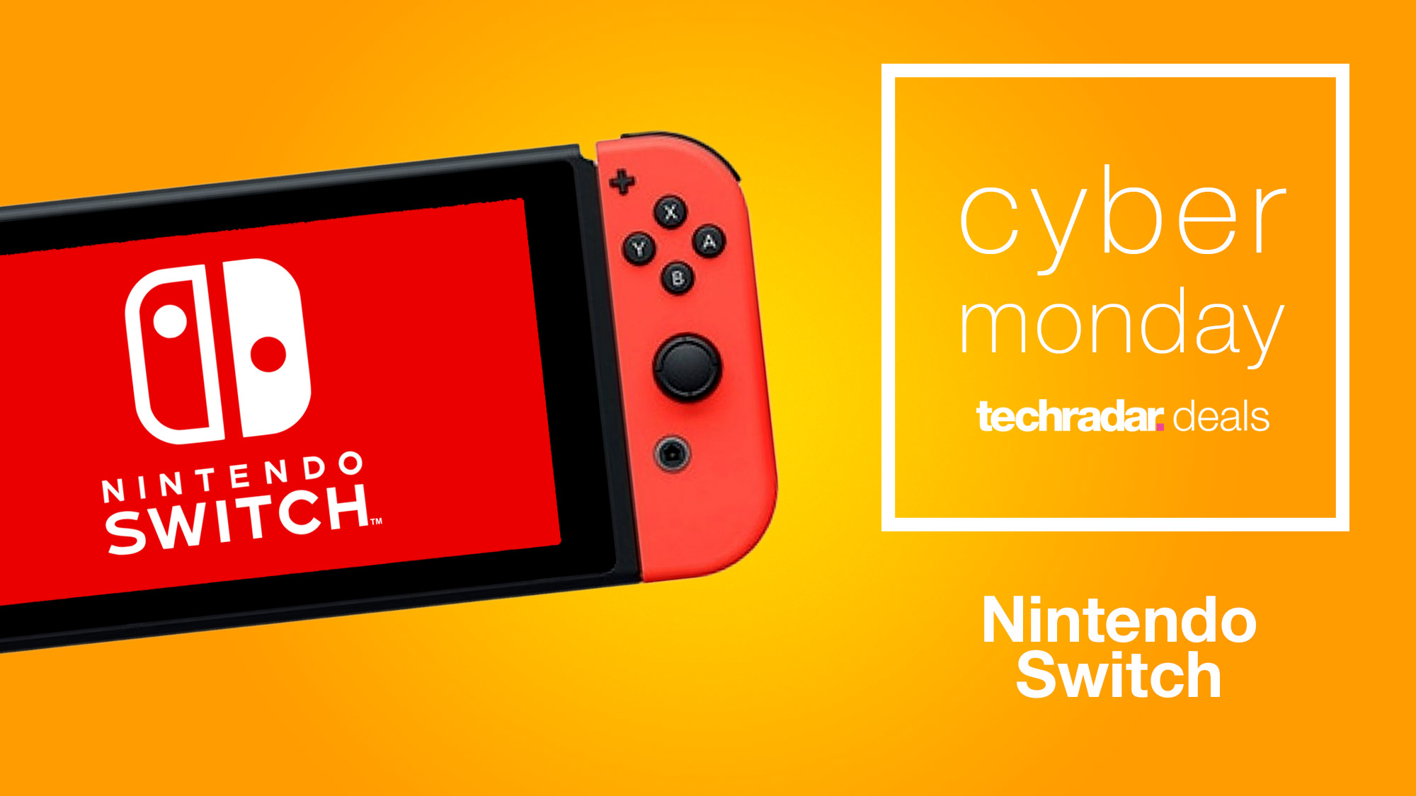 Nintendo Switch Cyber Monday Deals 2020 What To Expect Techradar