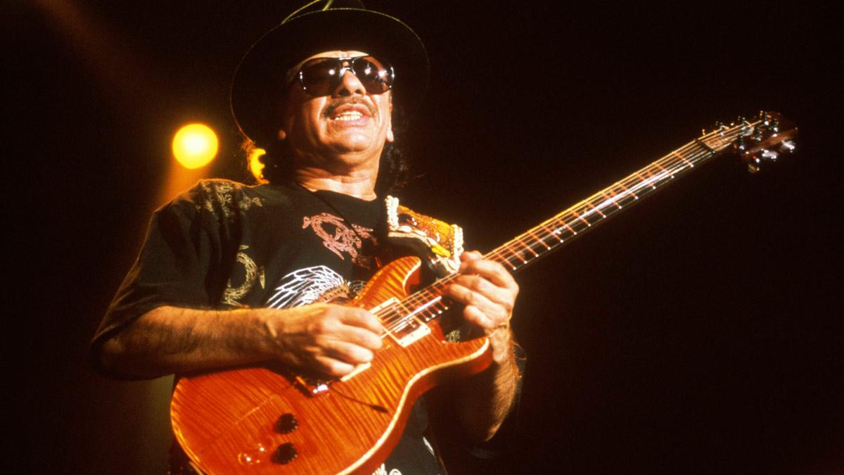 5 guitar tricks you can learn from Santana