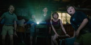 The Losers Club in IT remake