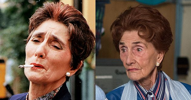 Dot Cotton (June Brown)