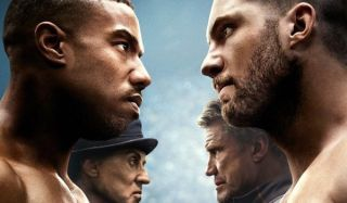 Creed II Ivan Drago's son faces up against Apollo Creed's son