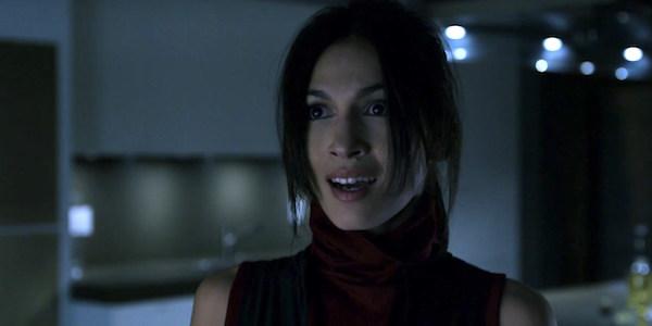 Elektra after battling alongside Daredevil