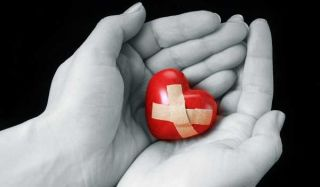 injured heart