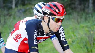Lotto Soudal's Steff Crass at the Trofeo Serra de Tramuntana at the 2020 Challenge Mallorca