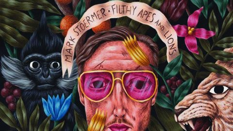 Mark Stoermer - Filthy Apes And Lions album artwork