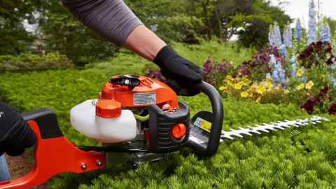 ECHO HC-152 hedge trimmer review
