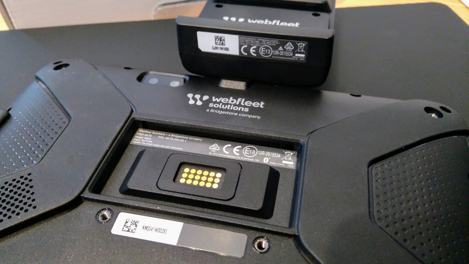 WebFleet Solutions PRO 8475 TRUCK