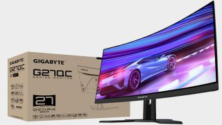 Play fast on this 27-inch curved 1440p FreeSync monitor, on sale for just $280