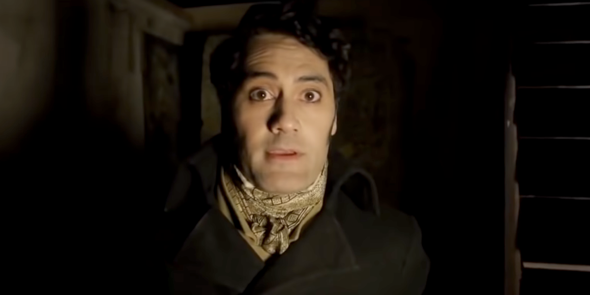 Taika Waititi on What We Do in the Shadows