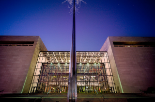 Smithsonian at Night
