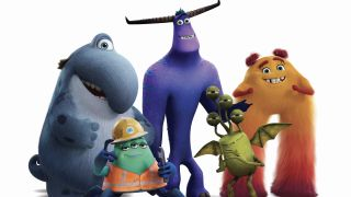 Monsters At Work on Disney+