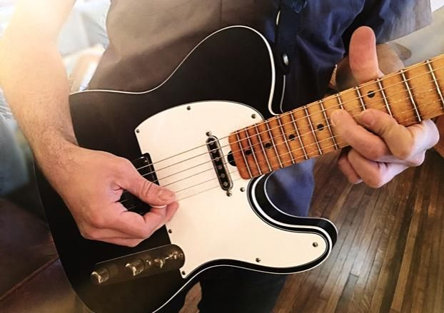 Improve Your String Bends with This Simple Exercise