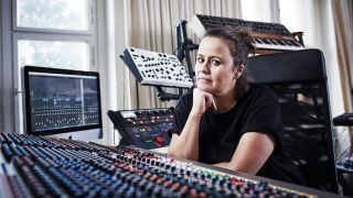 Steffi shows us round her amazing studio | MusicRadar