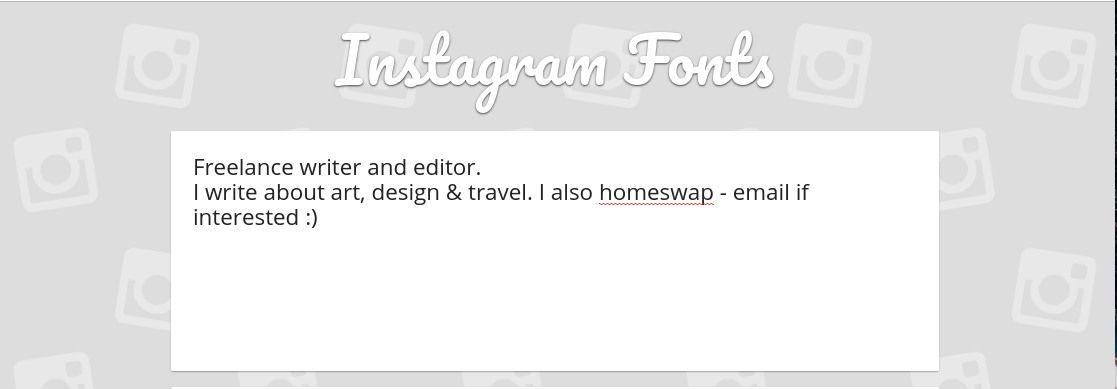 The 5 best Instagram font generators | Creative Bloq