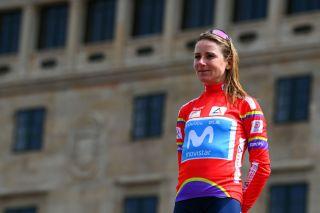 Annemiek Van Vleuten of Movistar Team won the overall at the 2021 Ceratizit Challenge By La Vuelta