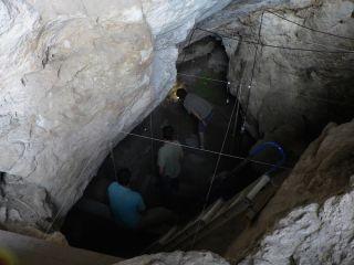 Spanish cave