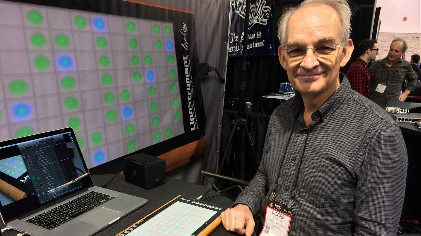 "Music tech legend Roger Linn: ""I rarely listen to anything with drum machines in it"" 