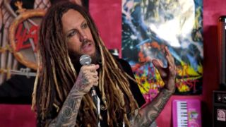 A picture of Brian 'Head' Welch