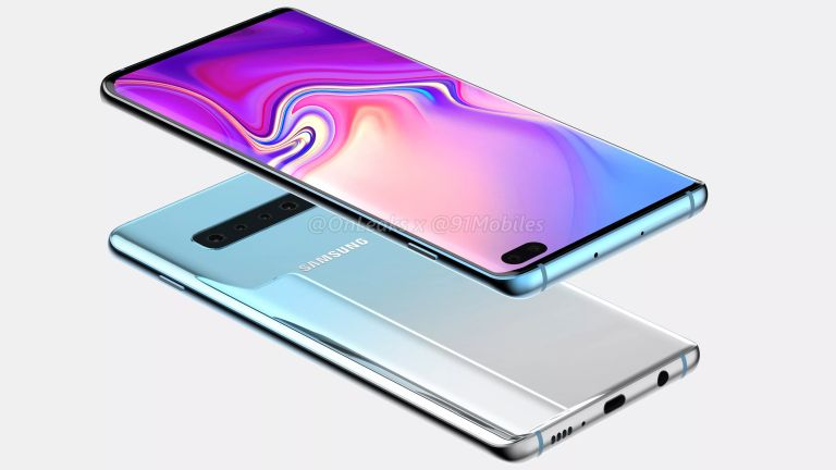 Samsung Galaxy S10 Image Release Date