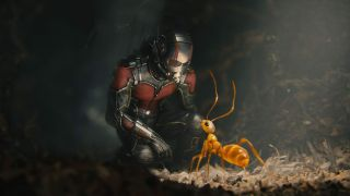 Scott Lang (played by Paul Rudd) is tired of being called short stuff.
