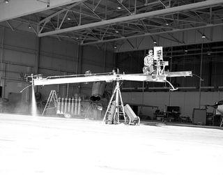 space history, NACA, Bell X-1B
