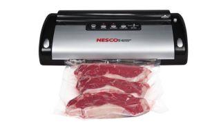 Nesco VS-02 vacuum food sealer review