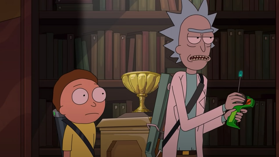 Rick and Morty season 5 episode 6 recap: giving thanks to petty feuds