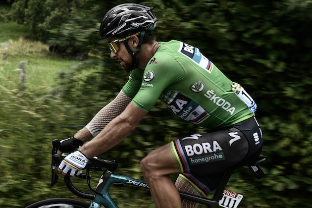Peter Sagan makes time cut on stage 19 of 2018 Tour de France after suffering through mountains 1