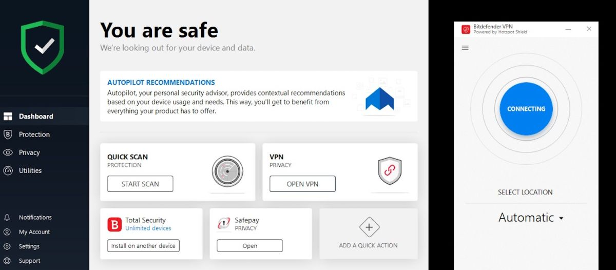 Bitdefender 2019 Review - Bitdefender Antivirus Plus
